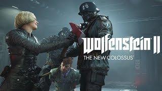 WOLFENSTEIN 2 THE NEW COLOSSUS Walkthrough Gameplay Part 10