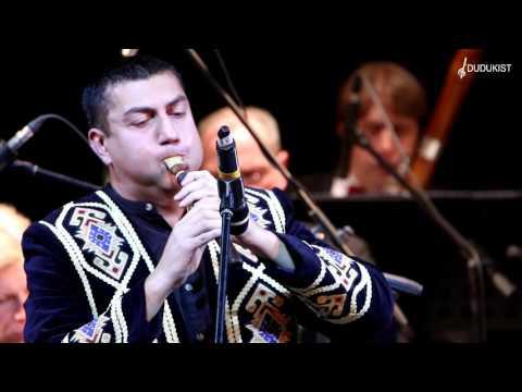 Арсен Григорян и оркестр