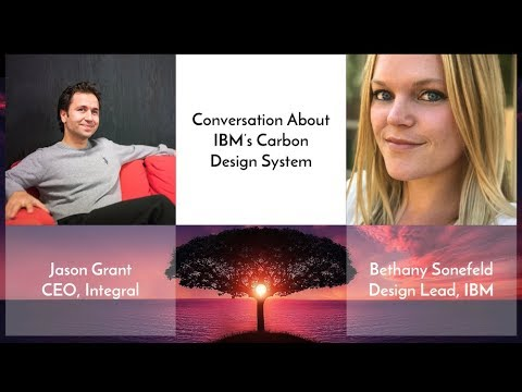 UX Design Interview With Bethany Sonefeld, Design Lead at IBM for Carbon Design System