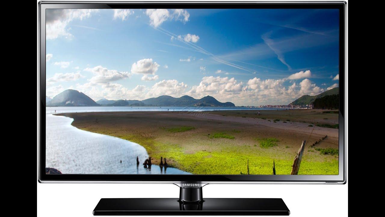 Телевизор LG 42LV3551.Поломка матрицы. - YouTube
