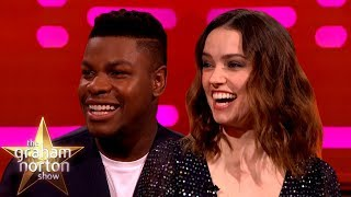 The Star Wars Cast Responds To Star Wars Memes | The Graham Norton Show
