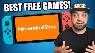 The Best FREE Nintendo Switch Games On The eShop!