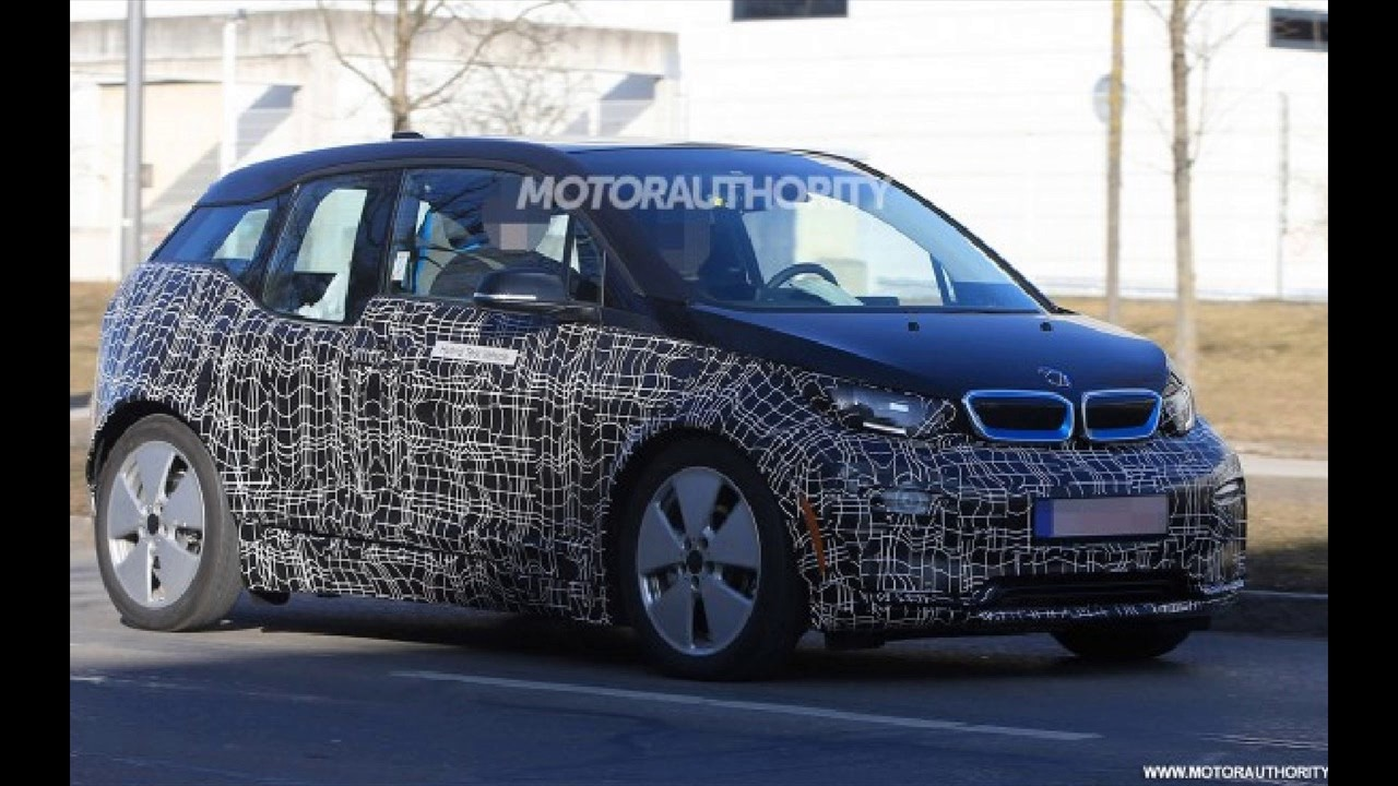2018 bmw i3 refreshed electric car cars review youtube. Black Bedroom Furniture Sets. Home Design Ideas