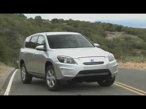 2013 Toyota RAV4 EV (Electric Vehicle)