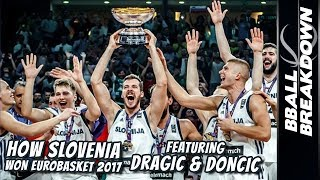 How SLOVENIA Won Eurobasket 2017 Featuring DRAGIC & DONCIC thumbnail