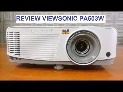 Review ViewSonic PA503W