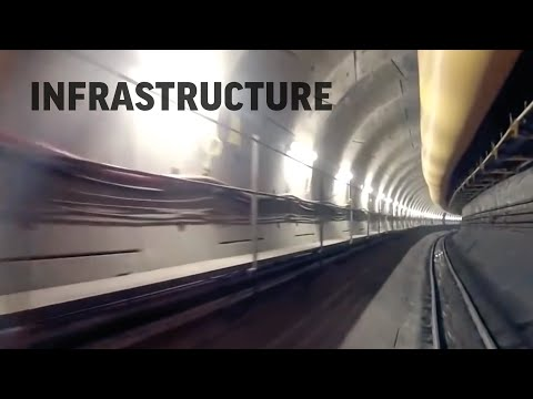 Infrastructure in London
