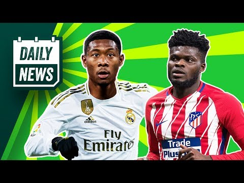 Real Madrid will have world's BEST defence! + Messi back to Argentina? ► Daily News