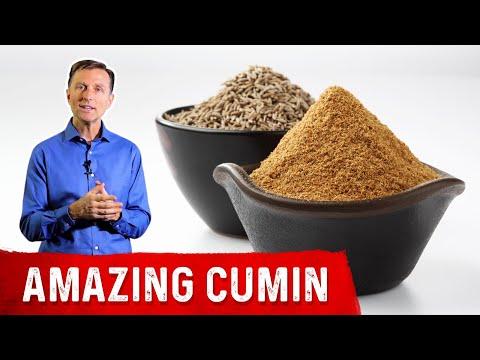 The Health Benefits of Cumin