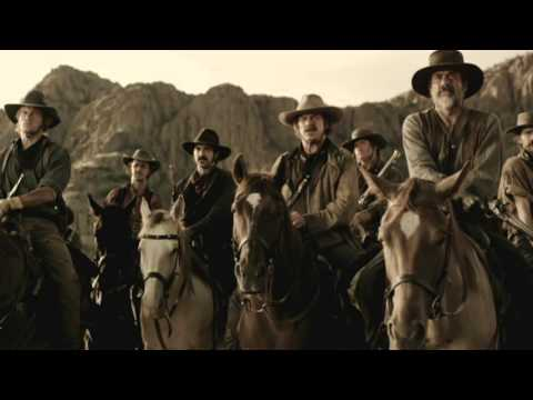 Bill Paxton Is Sam Houston in 'Texas Rising'