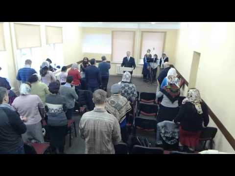 "МЦХВЕ ""Вифлеем""  13 Декабря 2015"