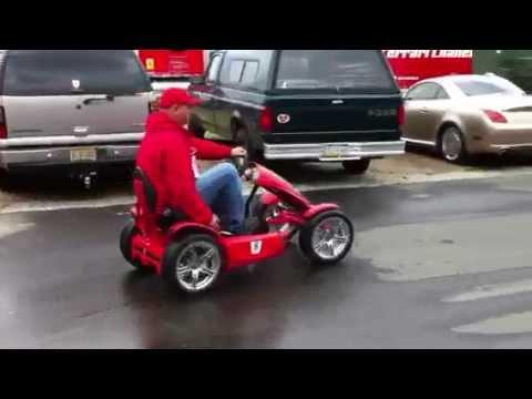 Berg Toys Ferrari Fxx Youtube