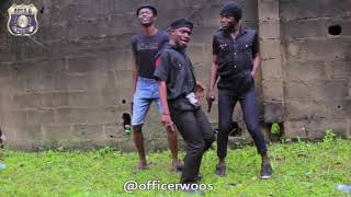 NIGERIAN MATRIX |OFFICER WOOS | BRODASHAGGI
