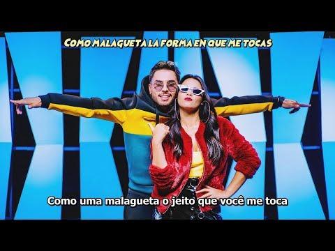 Maite Perroni & Reykon -  Bum Bum Dale Dale (Tradução PT-BR)