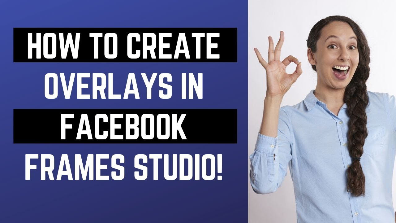Create Facebook Live Overlay 2020 (COMPLETE GUIDE ...