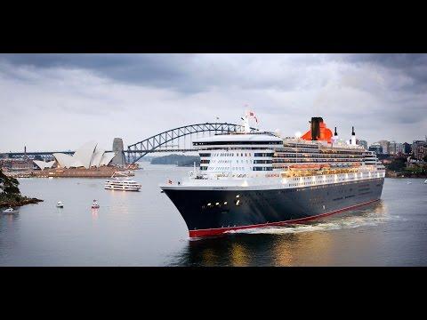 Queen Mary 2   Berths in Sydney