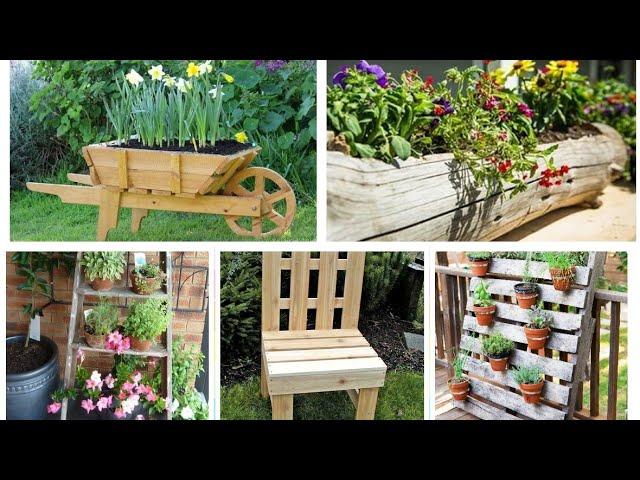 Medium Hardwood Garden Ideas Youtube