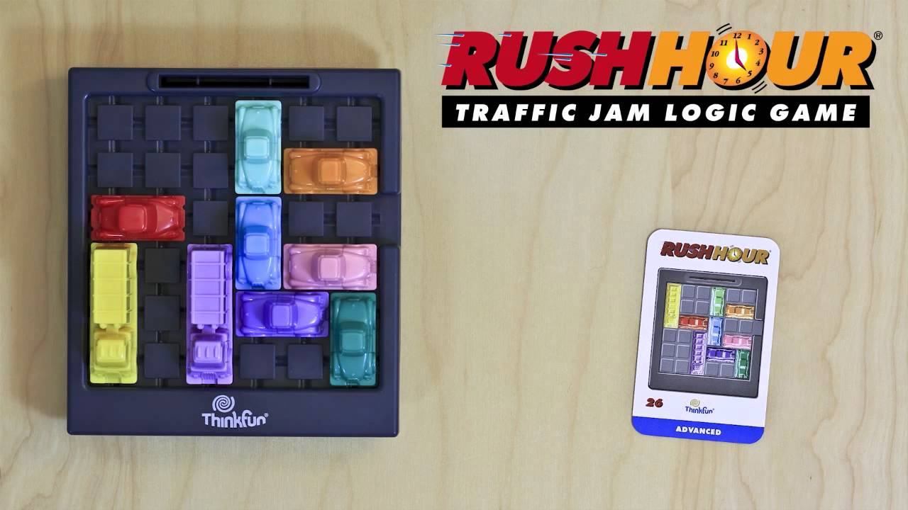 play rush hour game online
