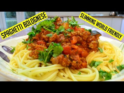 Spaghetti Bolognese #SlimmingWorld #SynFree | Indian Recipes | @CookwithAnisa #recipeoftheday