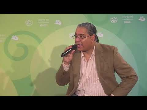 Climate Action Studio COP23: Roberto Borrero, International Indian Treaty Council