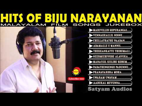 Hits of Biju Narayanan | Audio Jukebox | Malayalam Film Songs