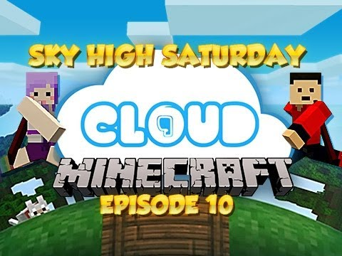 """""""BOUNCY HOUSE"""" Sky High Saturday! Cloud 9 - Ep 10"""