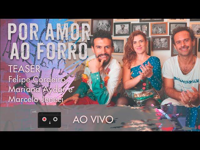 POR AMOR AO FORRÓ - Teaser