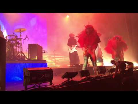 "Empire Of The Sun ""Tiger By My Side"" At The Novo, Dec. 2016"