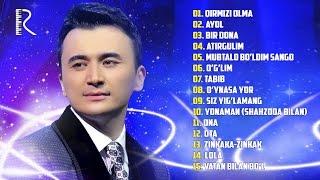 Ulug'bek Rahmatullayev - Qirmizi olma albom dasturi 2016