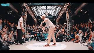 8TH Final Pop BATTLE GROOVE'N'MOVE 2018 | Yaya Boog Vs Ness