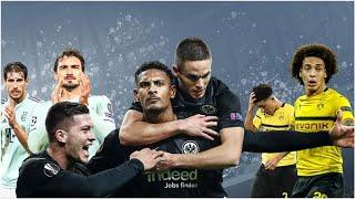 Champions League und Europa League: Zwischenzeugnisse der deutschen Klubs