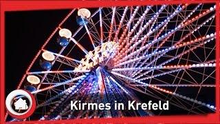 Krefelder Kirmes 2016: Impressionen
