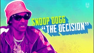 Snoop Dogg Finally Reveals What Football Team He Supports with 'The Decision'
