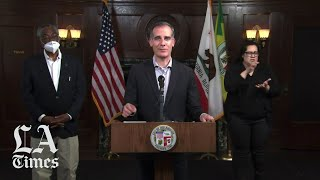 los-angeles-mayor-eric-garcetti-responds-death-george-floyd