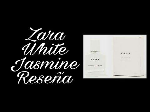 Zara White Jasmine: reseña en español
