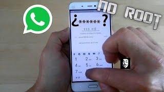 Como Usar Whatsapp sin desvelar tu Número Real