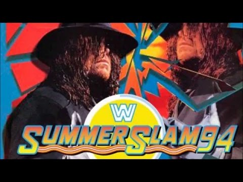 Slamming into Summer: SummerSlam 1994 Review