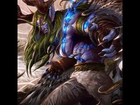 Malfurion's Quest - An Arch Druid Reborn (3 - 1/2)
