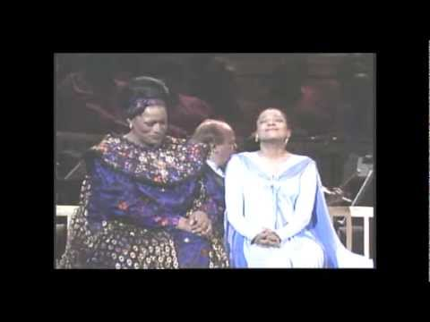 Kathleen Battle, Jessye Norman: