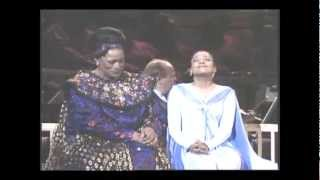 "Kathleen Battle, Jessye Norman: ""There Is a Balm in Gilead"" 21 / 22"