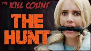 The Hunt (2020) KILL COUNT