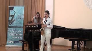 А.Дезенкло – Прелюдия, каденция и финал
