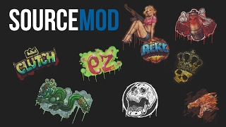 CS:GO Graffiti Valve #Sourcemod
