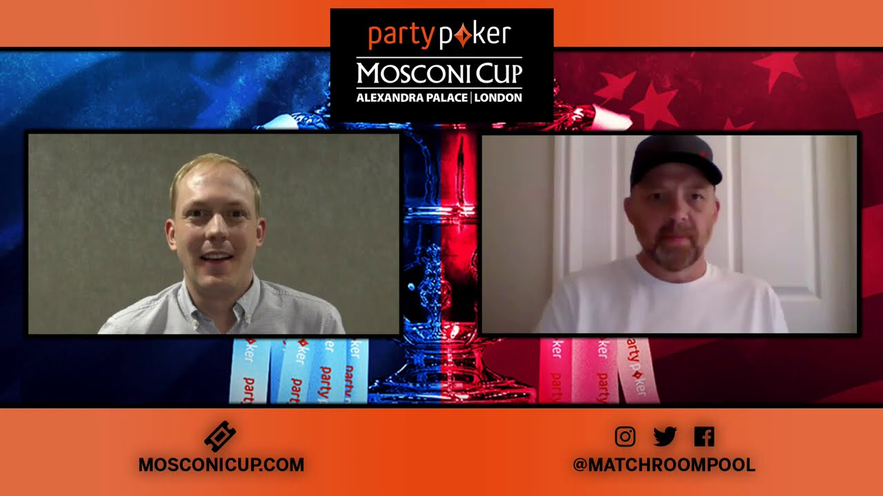 USA Wildcard revealed: partypoker Mosconi Cup