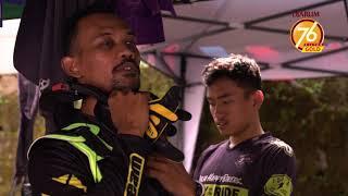 76 Indonesian Downhill 2018 - Bukit Hijau Imogiri, Official Practice