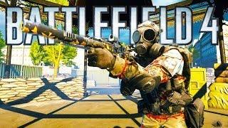Battlefield 4 - Random Moments 17 (Surprise Jet, Naval Strike Cannon!)