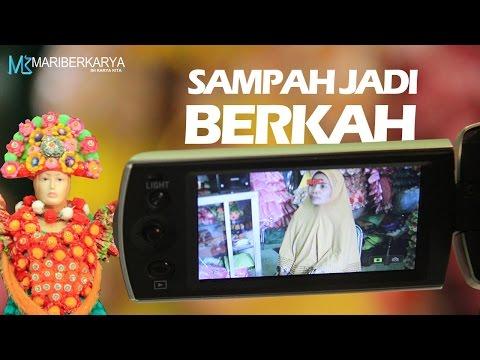 Sampah Jadi Berkah ft Tris Flower