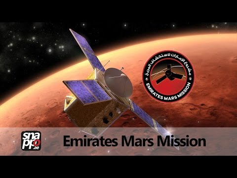 Snappo Presents: The Emirates Mars Mission