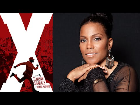 Ilyasah Shabazz on X: A Novel at 2015 Miami Book Fair