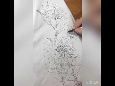 Tsketch tote bag drawing
